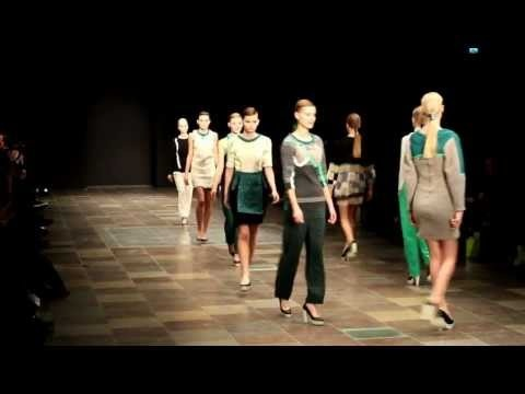 Check out the showfinal from Gaia AW 13 at City Hall. #cphfw #gaiabrandt #gaia