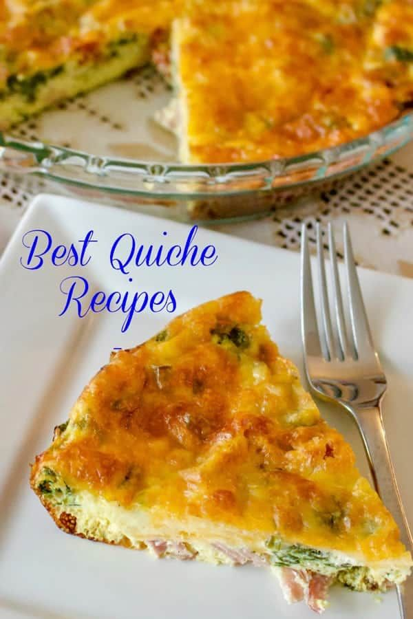 Best Quiche Recipes National Quiche Lorraine Day A Collection Of Quiche Recipes From Some Of Your Favori Quiche Recipes Best Quiche Recipes Quiche Recipes Easy