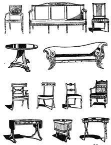 William Adam Furniture StylesDesign HistoryVintage FurnitureColour PalettesAtlantaAnatomyCrownsDining RoomMasters