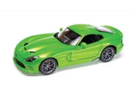 Maisto Special Edition - Dodge 2013 SRT Viper GTS Model Car 1:18 - Green (31128)  Manufacturer: Maisto Enarxis Code: 018117 #toys #Maisto #miniature #cars #Dodge #Viper