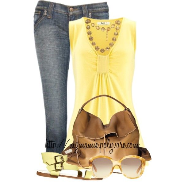 Untitled #2240, created by mzmamie on Polyvore