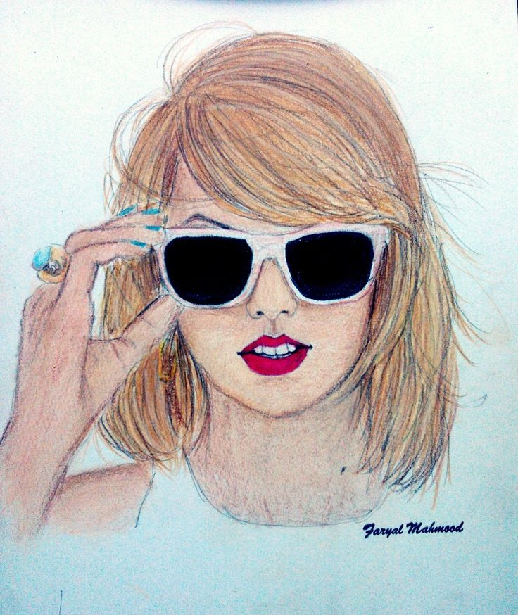 Drawing Lines With Swift : Best taylor swift fan art images on pinterest