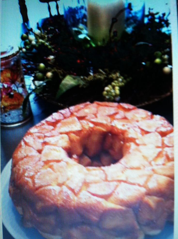My strawberry lemon ginger monkey bread | Yum Yum | Pinterest