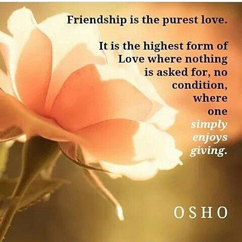 Happy friendship day to  all my fellow travellers.... #friendship #love #purestlove #respect #unconditionallove #simple #sharing #innocent #krishnasudama #friends #happyfriendshipday #radhakrishna #maturity #noego #self #dignity #zorba  #purestlove #unknown #mystery #life #live #laugh #celebrate #osho #zorbathebuddha