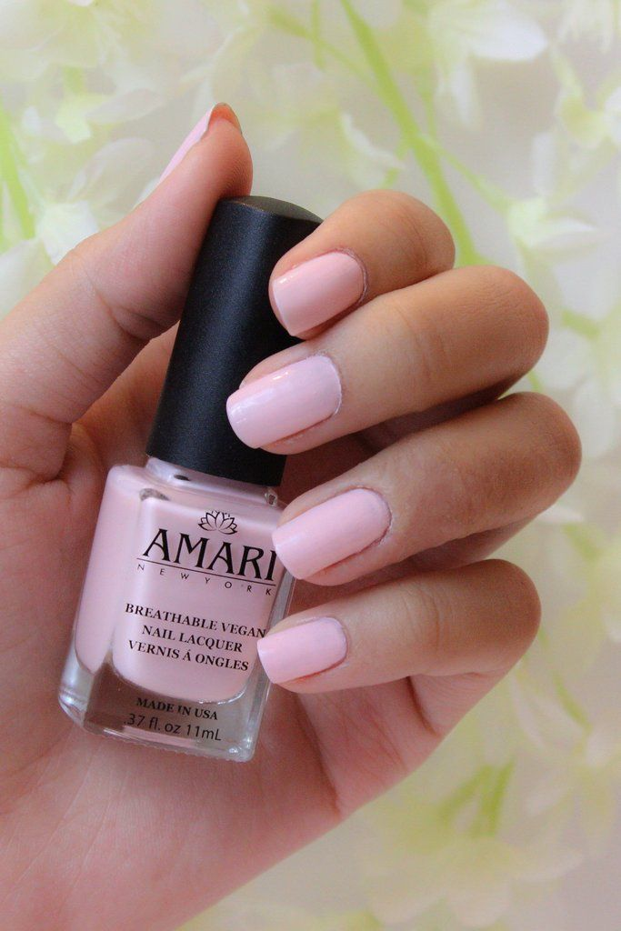 Amari Halal Nail Polish - Plush. Vegan, cruelty-free nail polish from Simply Zeena www.simplyzeena.com | ZEENA modest fashion brand