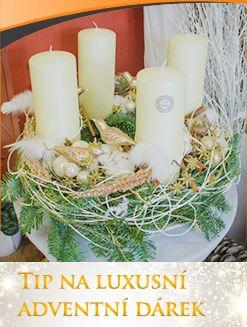 Tip na luxusní adventní dárek