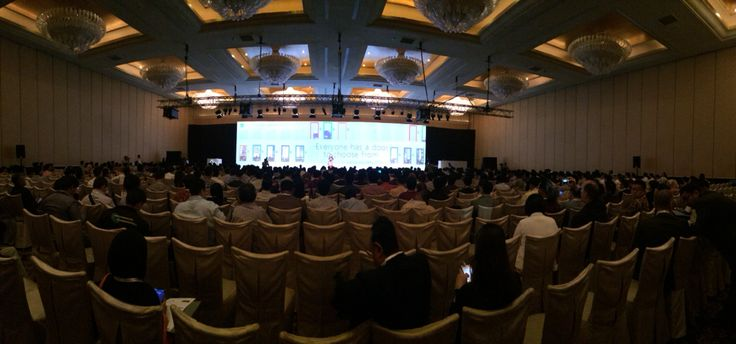 Opening for Autodesk University Extension ASEAN 2015