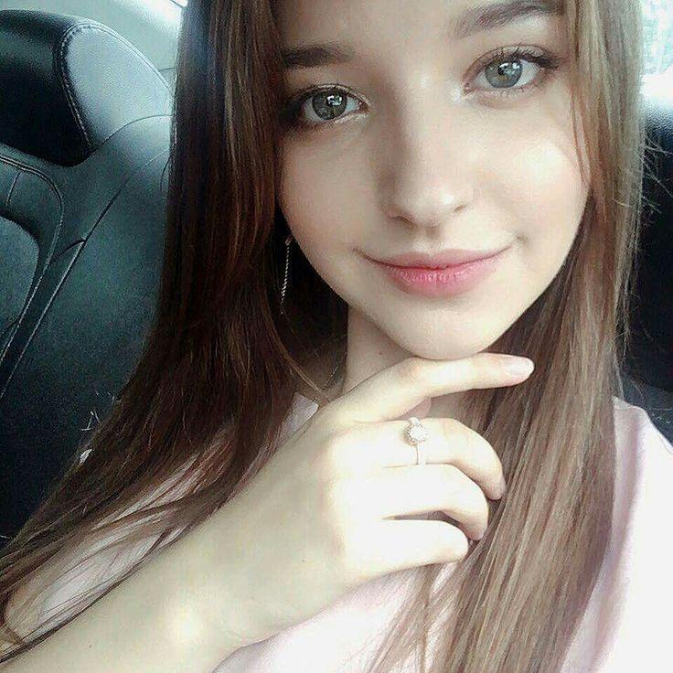 絶対的な黄金比である Angelina Danilova
