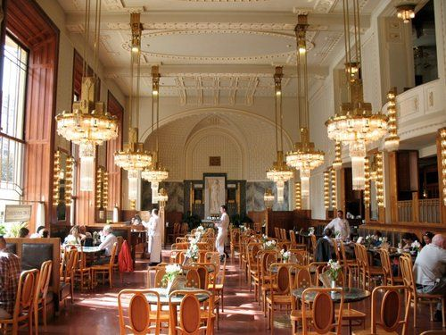 Municipal House Cafe, Prague