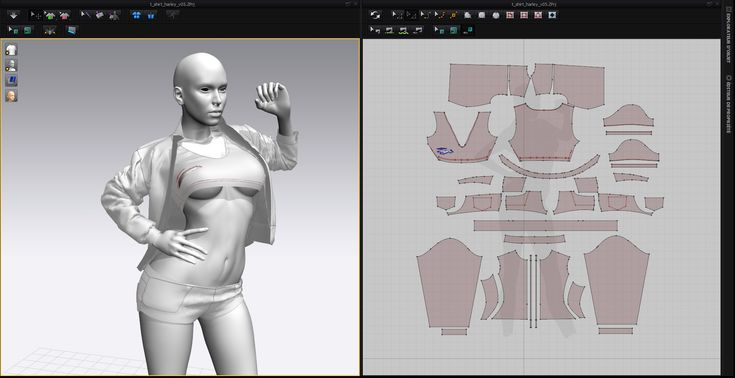 Harley Quinn - Suicide Squad 3D Fan Art and WIP by Caizergues Noel CAIZERGUES NOEL is a CG Artist fr