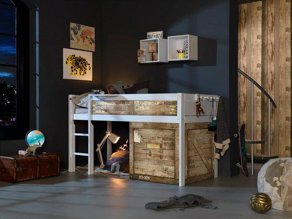 lifetime rooms, Danish company making sustainable children's furniture