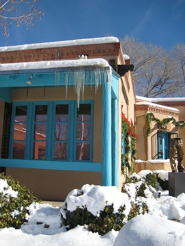 Christmas Santa Fe, NM    Vacation Rental      https://www.airbnb.com/rooms/2562597