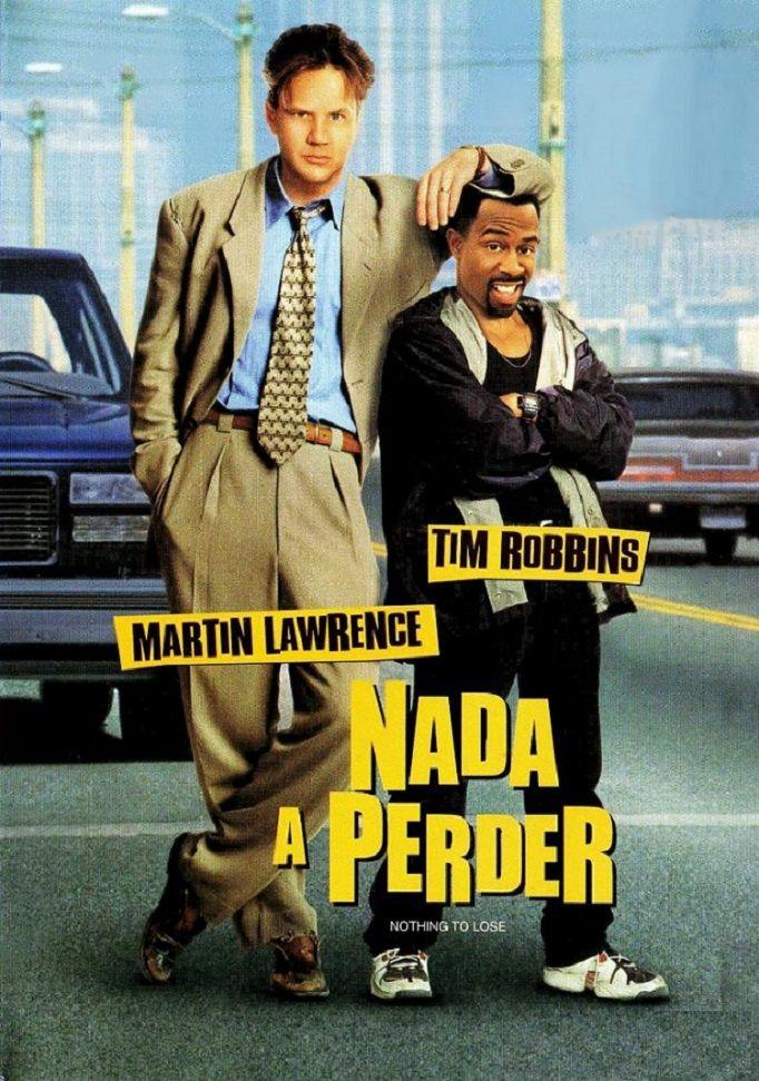 Nothing To Lose Nada A Perder 1997 Capas De Filmes Filmes