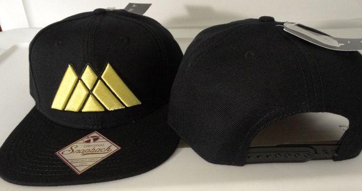 Destiny 2 Warlock Logo Video Game Snap Back Hat Nwt #Destiny #SnapBack