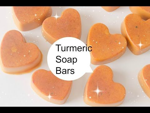 Turmeric Soap Bars - Savvy Naturalista