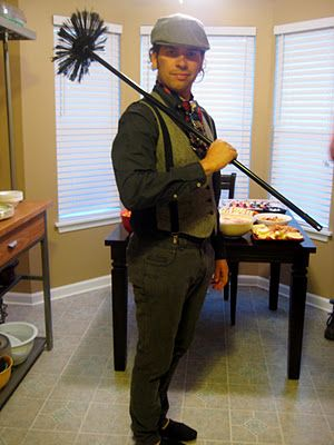Love on a Budget: Tutorial: How to make a chimney sweep for a Halloween costume