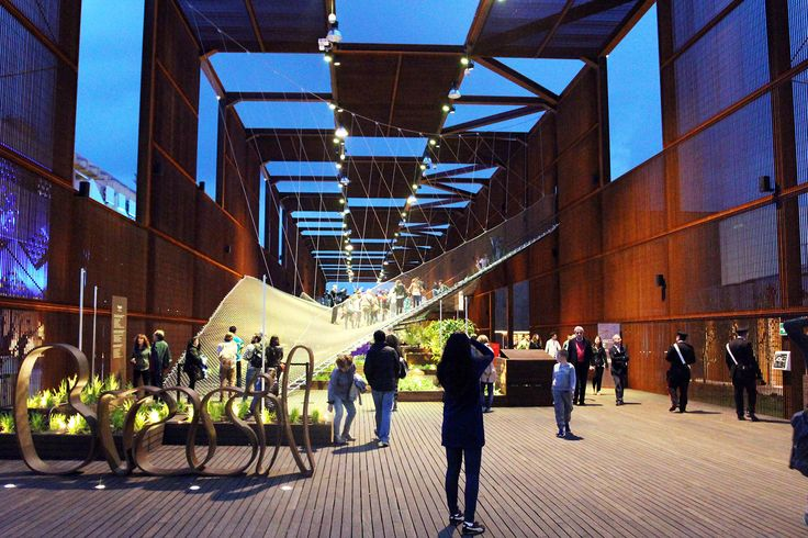 Galeria - Expo Milão 2015: Pavilhão do Brasil / Studio Arthur Casas + Atelier Marko Brajovic - 27