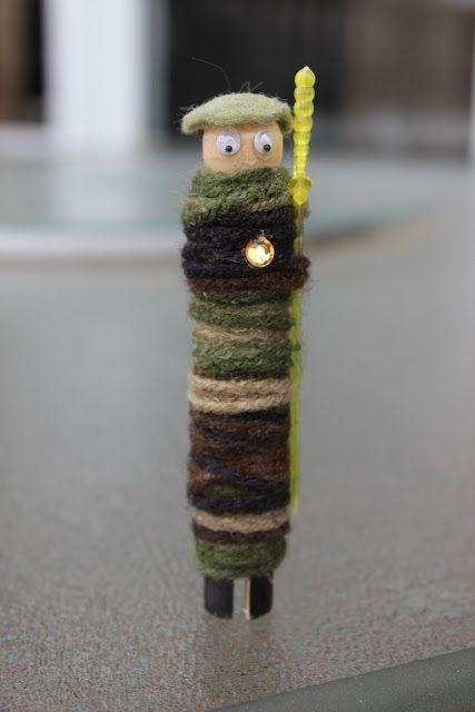 Soldier Craft Ideas