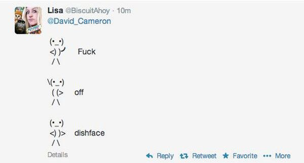 26 Creative Ways To Insult David Cameron On Twitter