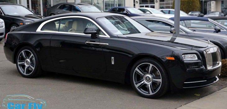 Rolls Royce Wraith Price