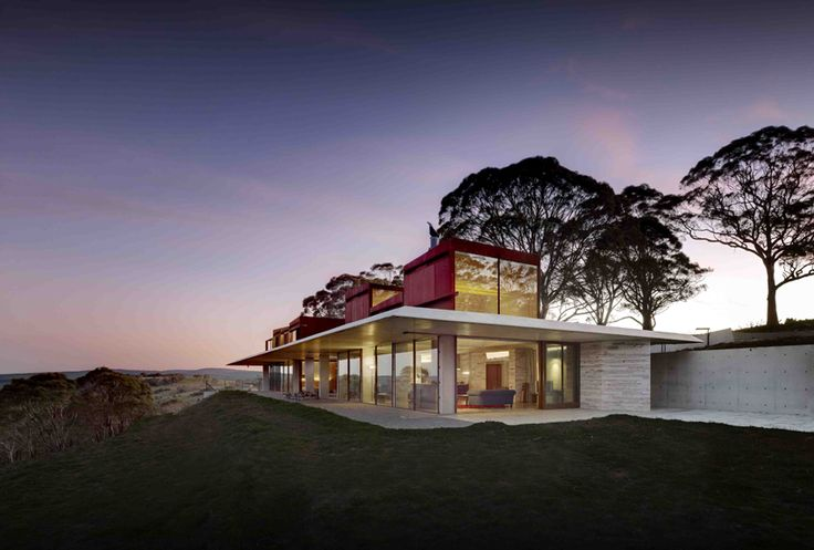 Invisible House | Peter Stutchbury Architecture