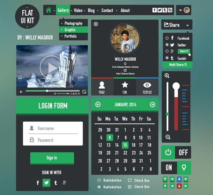 89 best Kits images on Pinterest Ui kit, Ui elements and Interface - fresh blueprint computer programs