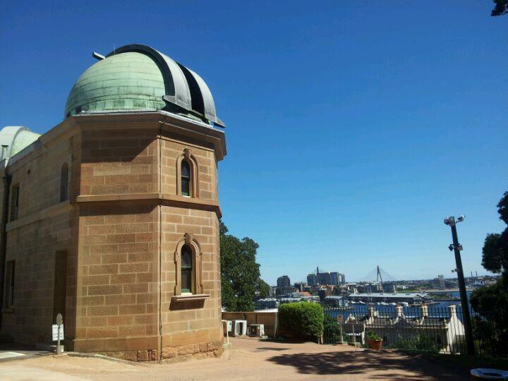 Sydney Observatory in Sydney, NSW