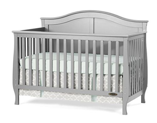 Child Craft Camden 4-in-1 Lifetime Convertible Cool Gray