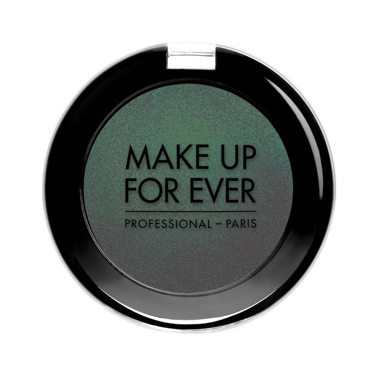 Ricky Wilson's favourite shade ME-310 Fir Tree Green #artistshadow #makeupforever http://www.makeupforever.com/int/en-int/make-up/eyes/eye-shadow/artist-shadow-metallic-finish?sku=6799