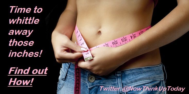 Every day is a good day to renew your commitment to whittling away those inches - Check this out!  #Lean #Waist #GetHealthy