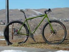 3-Speed Single-Speed Mountain Bike   LabJack