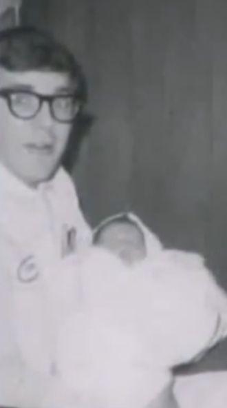 Baby Kurt Donald Cobain💙