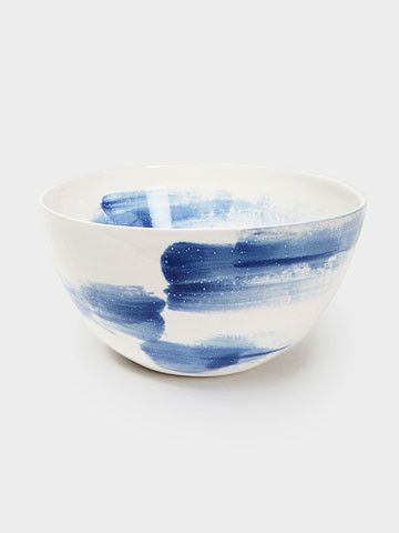 Blue & White Serving Bowl                                                                                                                                                                                 More