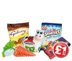 Easter Chocolate & Sweets category image #poundlandeaster