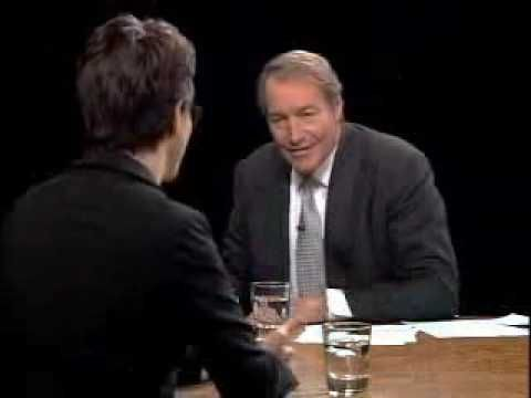 Rachel Maddow on The Charlie Rose Show 1/3 || This whole interview is fantastic.
