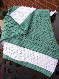 Making Lap Blankets For The Elderly And Infirmed Is An