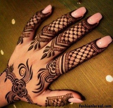 Wonderful How To Draw Simple U0026 Easy Mehndi Design For Hands   Fashion Loreal