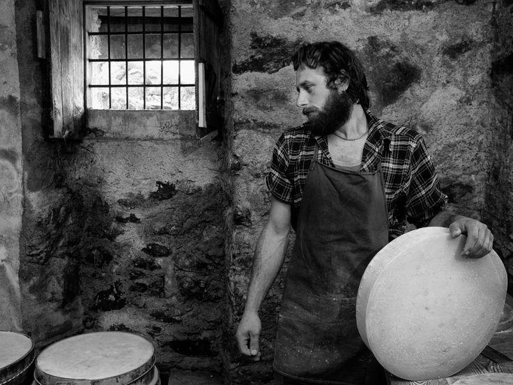 Michele Lombella - alpe Pescegallo Foppe #Casaro del #Bittostorico