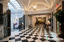 Lobby at The Jefferson, Washington DC