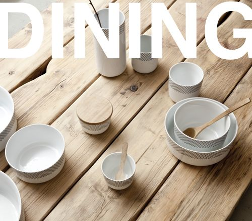 New to WGU Design! The Dining Homewares Collection. View all the products here: http://www.wgu.com.au/product-category/homewares/dining-homewares/
