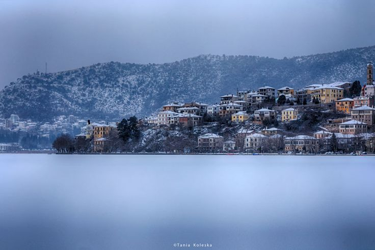 https://flic.kr/p/R6vHuz | Kastoria ith Snow... | Website |Youtube | Tumblr | Instagram | Facebook|  500Px | Press L to see  Large in Black...  ::: Click here to view my latest images. ::: Click here for my most interesting photos.  Interesting for copy? Contact Me: tkoleska@yahoo.gr   Camera Model: Canon EOS 6D ; Lens's focal length: Canon EF 100mm f/2.8 USM;  All rights reserved - Copyright © Tania Koleska