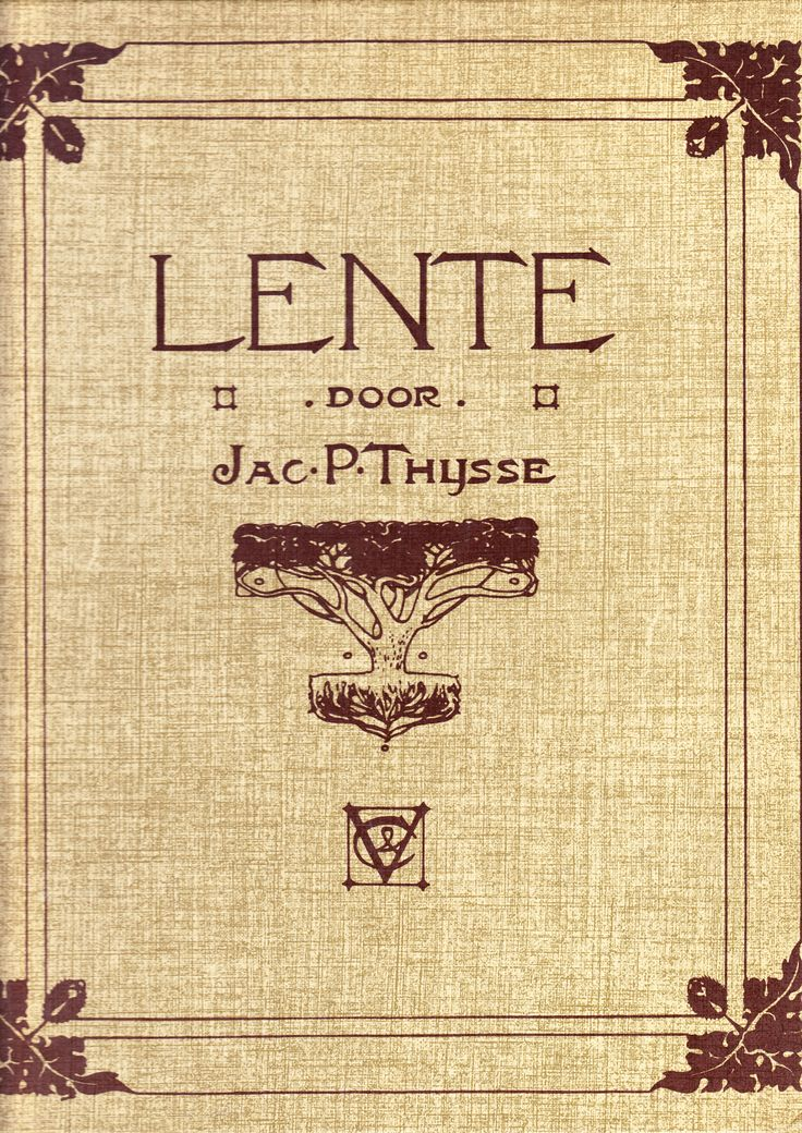 Verkade-album - Lente