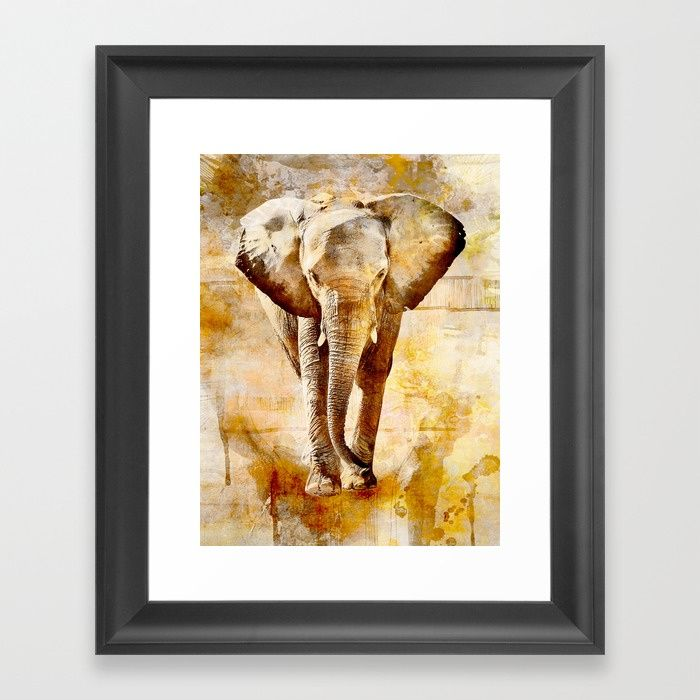 Buy Walking in open yellow Framed Art Print by rizapeker. Worldwide shipping available at Society6.com. Just one of millions of high quality products available.
