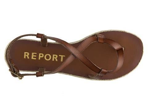 Report Tia Sandal Flat Sandals Sandal Shop Women's Shoes - DSW