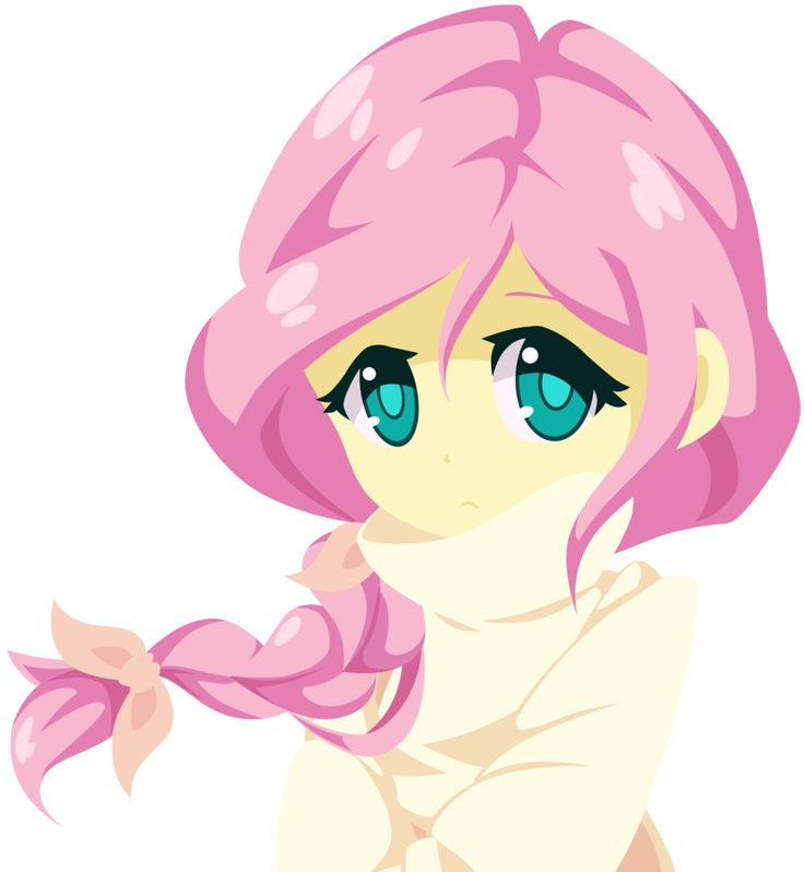 she is so cute, fluttershy
