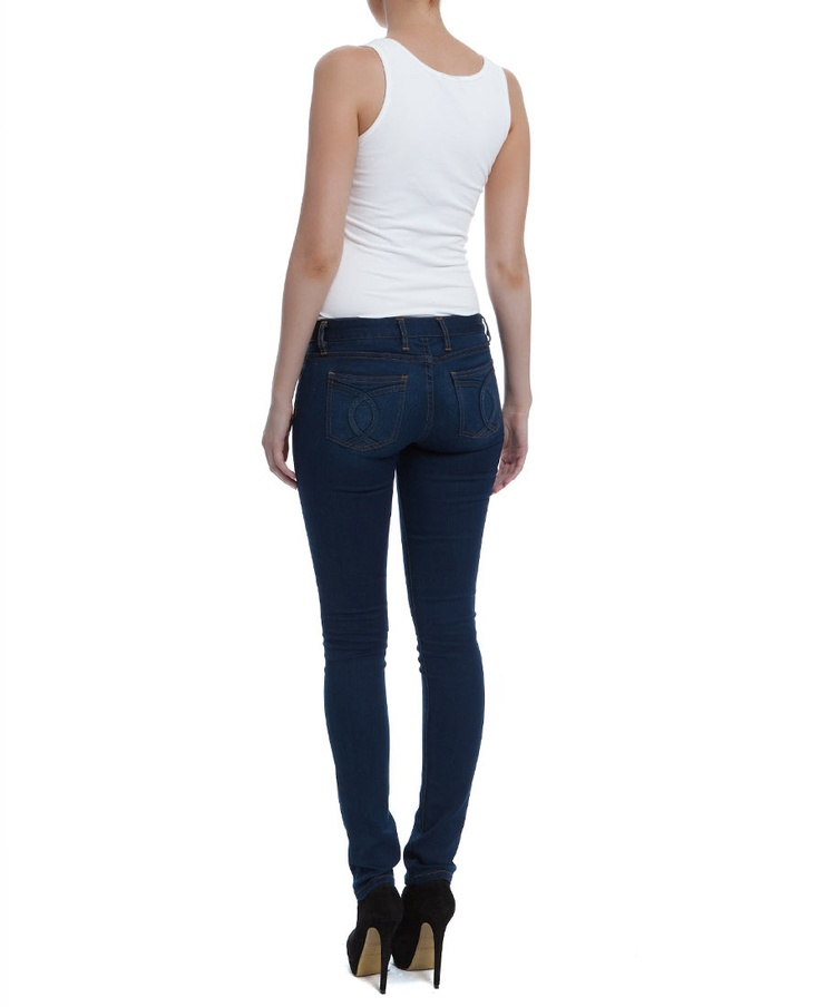 Bardot jeans. I love the fit of these jeans. They last well if you only wear them occasionally. If you decide to walk across America with them on... different story. Lol.