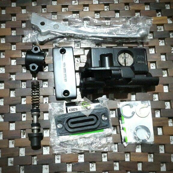 Master Rem Binter Merzy KZ200 type old / platina rebuild #bintermerzy #binter #merzy #kz200 #sparepart #part #sukucadang #rebuild #accesoriesmotor #accesories #motorcycle #bike #classic #stock #jogja