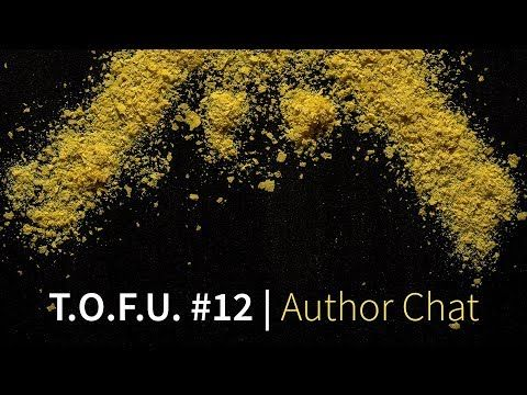 T.O.F.U. #12 | Author Chat | Mental Health, Racism, and Veganism - YouTube
