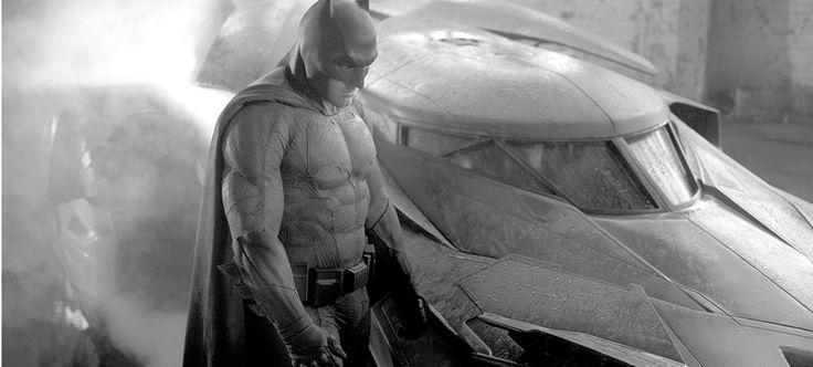 Michael Wilkinson habla del bat-traje de Batman v Superman: Dawn of Justice y el rediseño de Aquaman