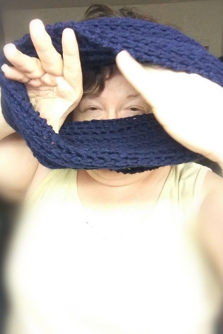 Navy Blue African Gele Nigeria Head Wrap Scarf for Women, Hair Accessory #headba…   – Head Wraps